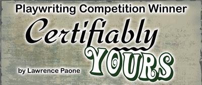 Certifiably Yours Logo